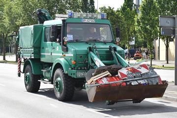 Những phương tiện đặc biệt của cảnh sát các nước