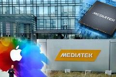 Vận may của MediaTek sụp đổ, Apple vượt mốc 2 nghìn tỷ USD