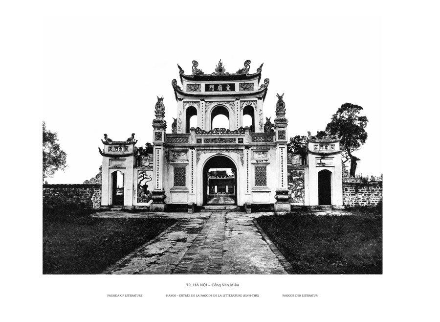 Cuốn sách lưu giữ hình ảnh Đông Dương xinh đẹp và kỳ vĩ