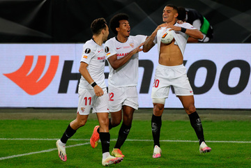 Link xem video bàn thắng Sevilla 3-2 Inter Milan