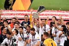 Thắng nghẹt thở Inter, Sevilla đăng quang Europa League