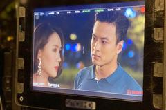 Hồng Diễm lột xác sành điệu trong phim mới đóng cặp với Hồng Đăng