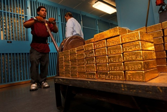 Trung Quốc và Nga sẽ đưa thế giới trở lại quy chuẩn tiền tệ là vàng?