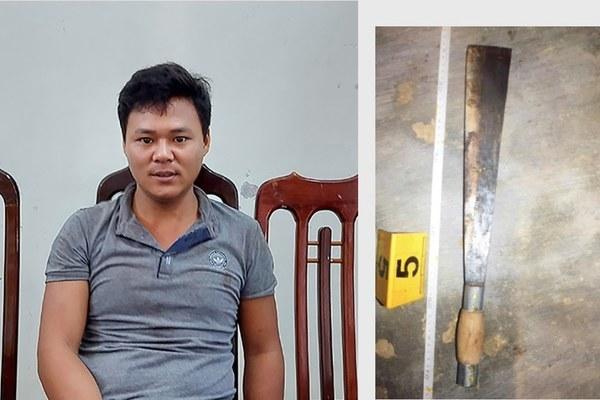 Mâu thuẫn gia đình, thanh niên dùng dao cứa cổ mẹ ở Quảng Bình