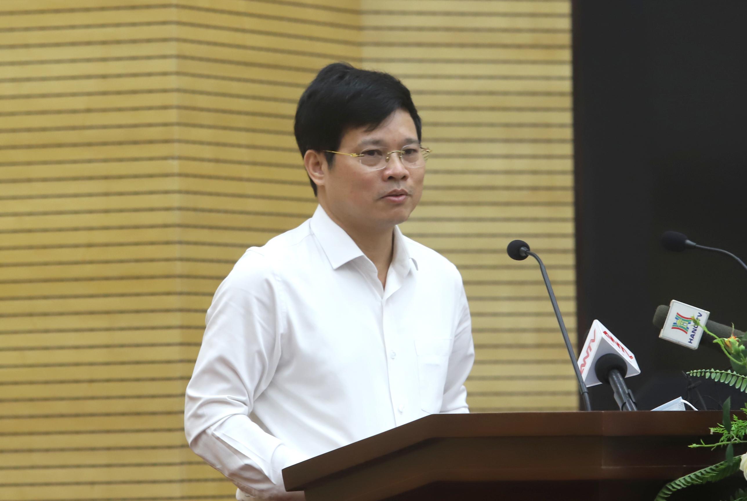 Hà Nội tạm dừng hoạt động ba bệnh viện vì không an toàn phòng chống dịch