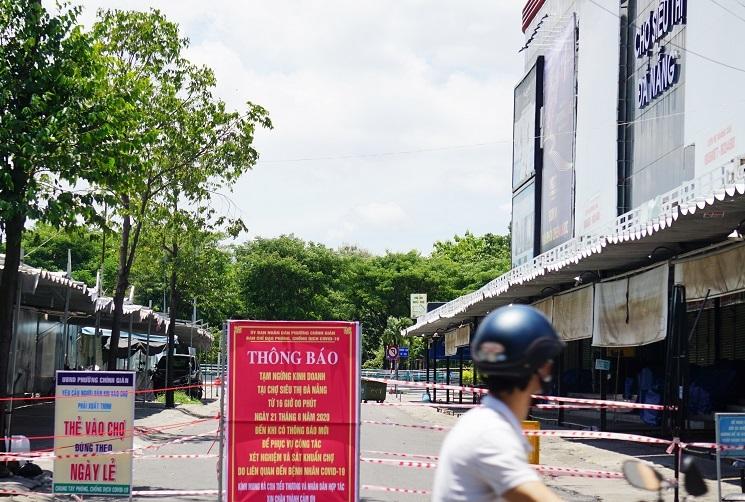 3 khu chợ có người dương tính Covid-19, Đà Nẵng thông báo khẩn