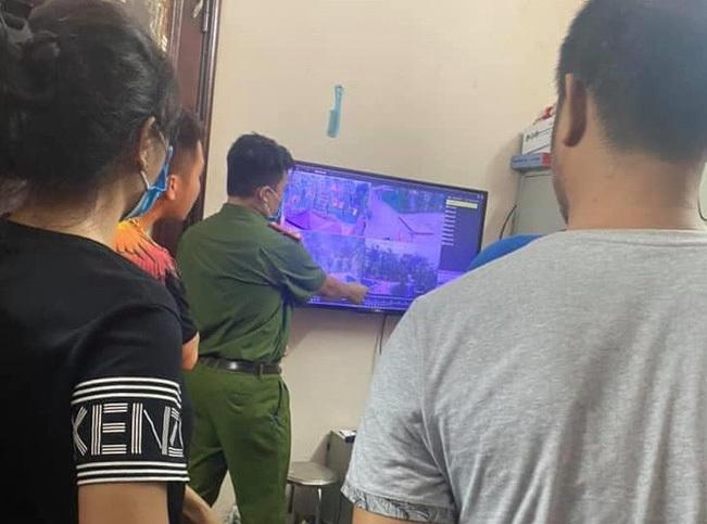 Bé trai 2 tuổi mất tích ở Bắc Ninh, truy tìm phụ nữ áo trắng nghi bắt cóc