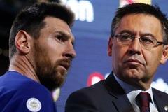 Messi tức giận lãnh đạo dùng 'kế bẩn' loại anh khỏi Barca