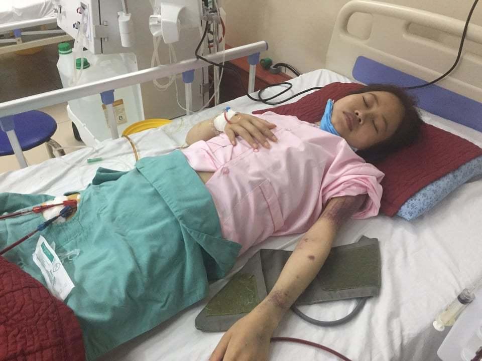 Mắc bệnh hiểm, thai phụ vừa mất con nay nguy kịch tính mạng