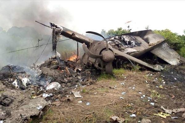 Rơi máy bay ở Nam Sudan, ít nhất 17 người chết