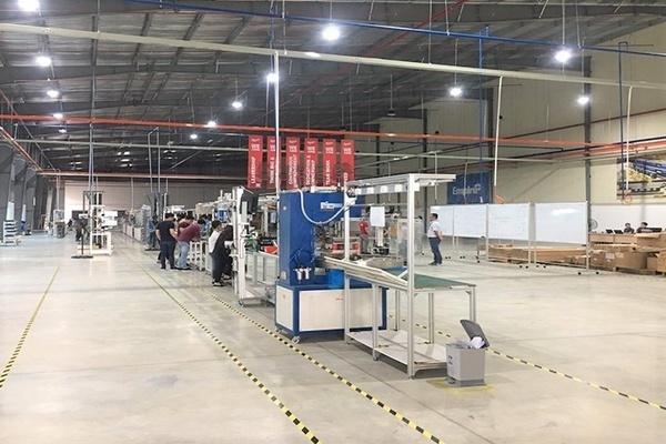 Tập đoàn TTI đã xây dựng chuỗi cung ứng nội địa với hơn 100 DN Việt Nam tham gia