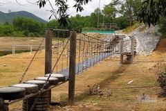 Chủ khách sạn ở Hà Tĩnh lại xây công trình trái phép trên đất rừng
