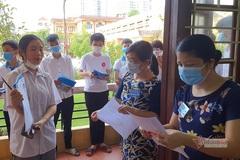 Thí sinh duy nhất của Nghệ An thi tốt nghiệp đợt 2 được hỗ trợ 5 triệu đồng