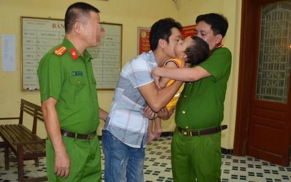 Công an Bắc Ninh cảm ơn người dân cung cấp thông tin, giúp giải cứu cháu bé