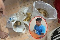 'Siêu trộm' cuỗm 350 cây vàng trong đêm mưa bão tại Hà Nội khai gì?