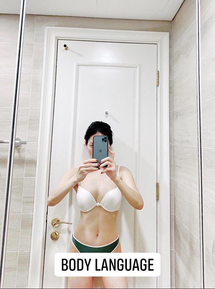 Phản ứng của diễn viên Thu Quỳnh khi bị chê béo