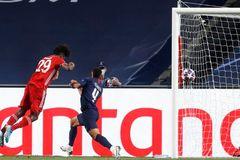 Link xem video bàn thắng PSG 0-1 Bayern Munich