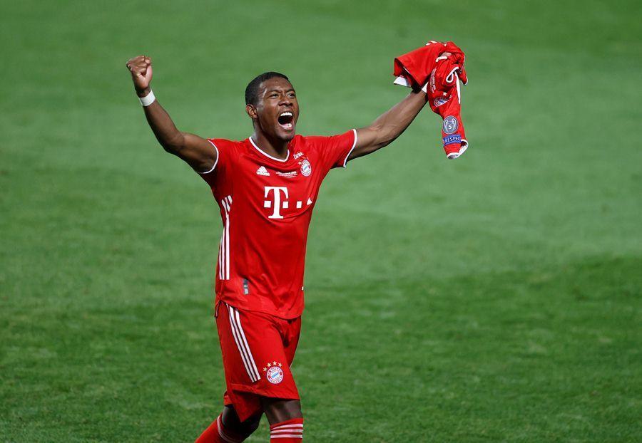 Dàn sao Bayern Munich ngất ngây trên đỉnh vinh quang