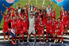 Hạ gục PSG, Bayern lần thứ 6 vô địch Champions League