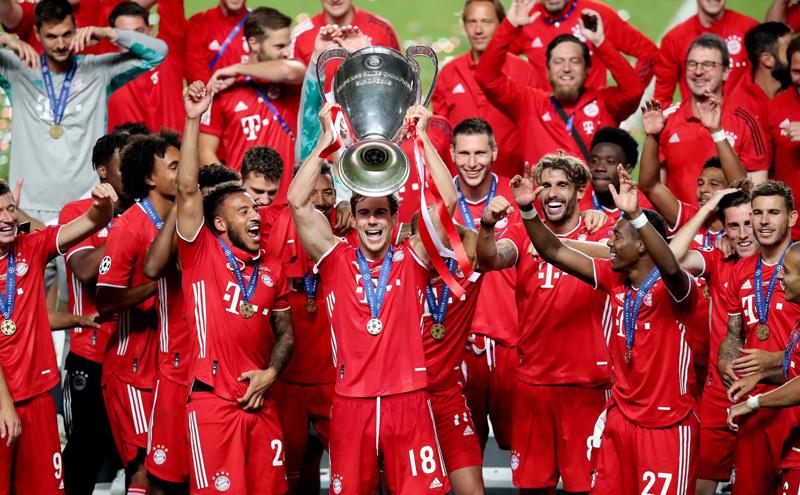 Bayern lập kỷ lục chưa từng có tại Champions League