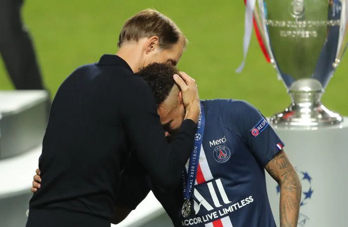 Khoảnh khắc tê tái của Neymar và PSG khi hụt chức vô địch C1