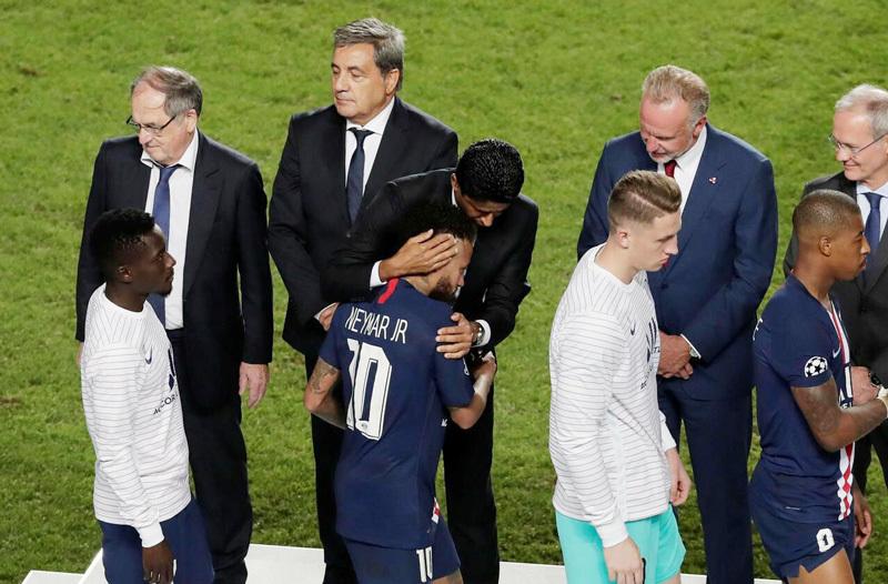 Chủ tịch PSG mạnh miệng hứa sẽ sớm vô địch C1