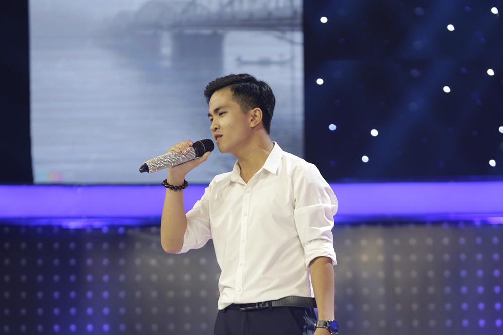 Trấn Thành, Trường Giang ngạc nhiên với thí sinh hát nhạc Huế