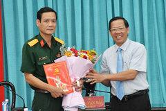 Ban Bí thư chuẩn y, chỉ định nhân sự quân đội, công an