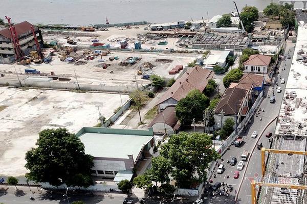 Cận cảnh khu đất 6.000m2 TP.HCM đề nghị Bộ Quốc phòng bàn giao ở Ba Son