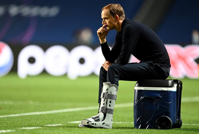 PSG tính sa thải HLV Tuchel sau thất bại chung kết C1