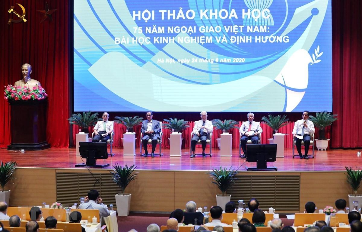75 năm ngoại giao Việt Nam: Định vị đất nước trong cục diện mới