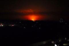 Vụ nổ làm cả Syria mất điện