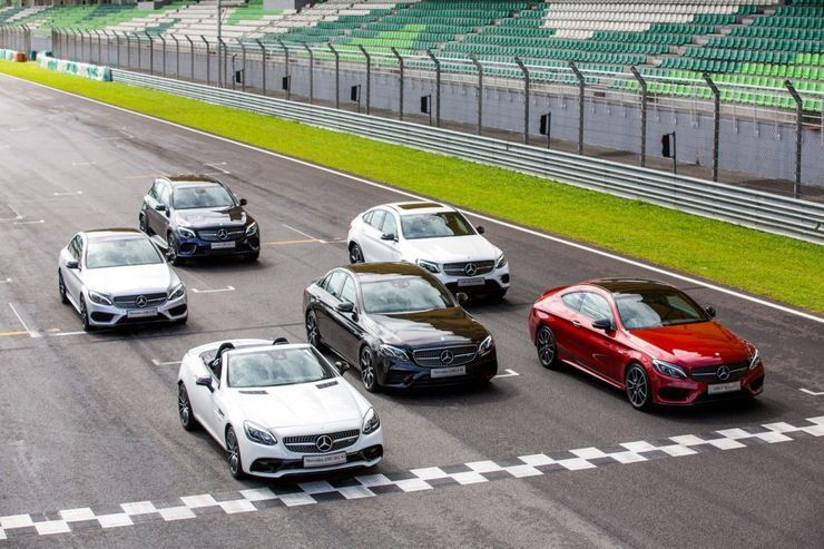 Mercedes khiến xe độ AMG ngày càng mất 'chất'