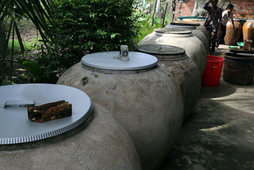 Mekong Delta district lacks clean water for household use
