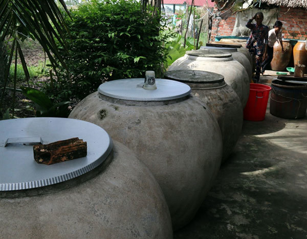 Kien Giang,water shortage,mekong delta