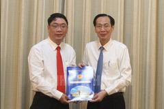 Ông Đinh Minh Hiệp giữ chức Giám đốc Sở NN và PTNT TP.HCM