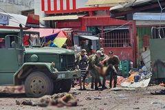 Nổ bom liên tiếp ở Philippines, nhiều người thương vong