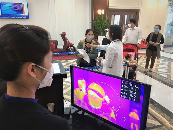 Phòng chống Covid-19 ở bệnh viện Hà Nội: Vinmec đạt điểm cao nhất