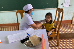 Bộ Y tế hỗ trợ 4 tỉnh Tây Nguyên dập dịch bạch hầu