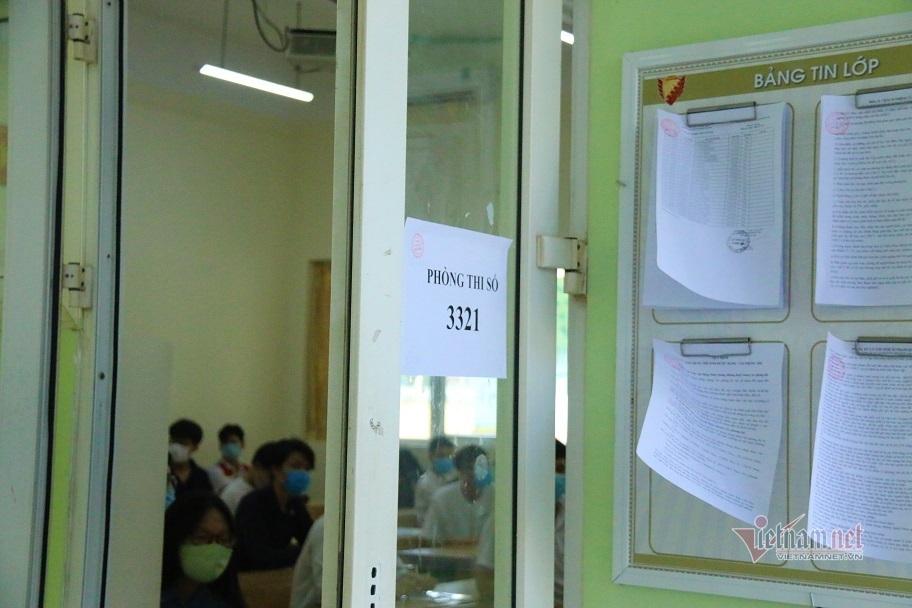 Thi tốt nghiệp THPT đợt 2 vào ngày 3-4/9