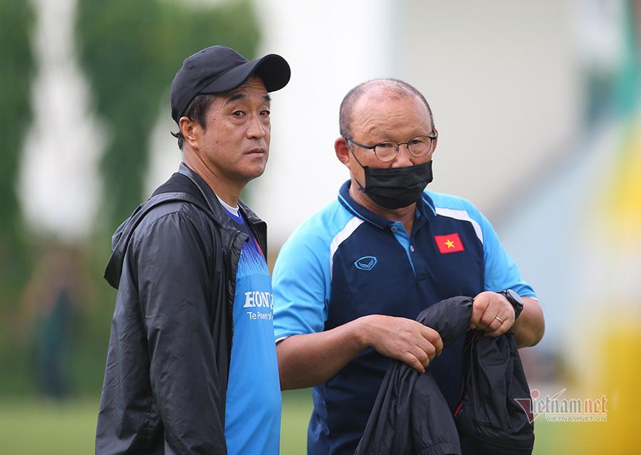 Thầy Park thí điểm U22, mưu lớn cho tuyển Việt Nam