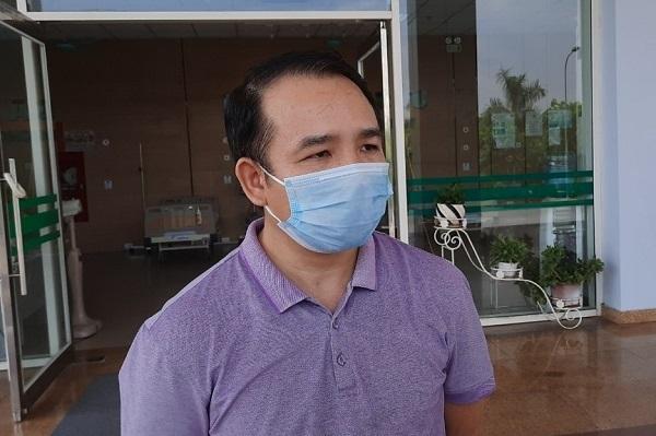 Bệnh nhân 785: 'Mong cộng đồng khách quan hơn với người mắc Covid-19'