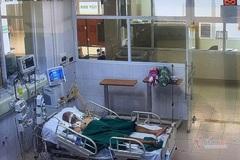 Bệnh nhân Covid-19 ở Bắc Giang tổn thương phổi rất nặng, phải thở máy