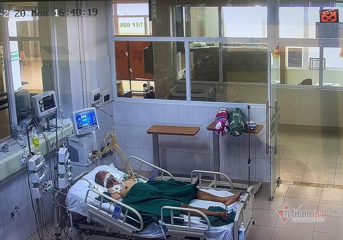 Bệnh nhân Covid-19 ở Bắc Giang tiếp tục diễn biến xấu, phải chạy ECMO