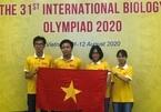 Việt Nam giành 1 Huy chương Vàng Olympic Sinh học quốc tế