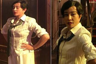 Lưu Hiểu Khánh bị tai nạn trên trường quay