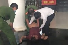 Bị phạt tù giam, bị cáo uống thuốc tự tử tại trụ sở Tòa án Bình Phước