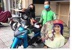 Cô gái đẹp lo viện phí cho người 'ôm' rắn vào viện, tặng chú xe ôm xe máy