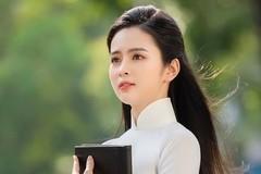 Nhan sắc của 'nữ sinh đẹp nhất' Trường ĐH Tôn Đức Thắng