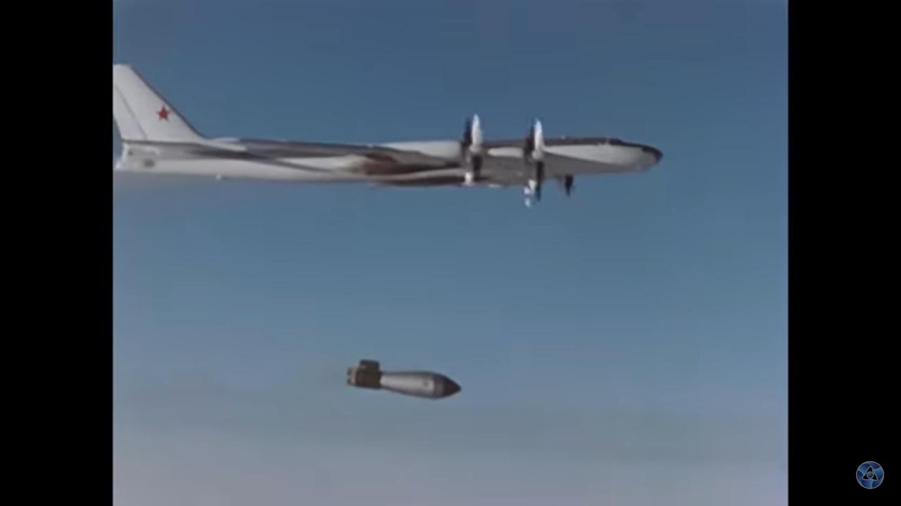 Nga công bố chi tiết vụ thử bom hạt nhân mạnh nhất thế giới
